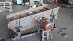 Technical equipment for production of concrete