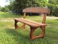 Садовая мебель полтава, мебель деревянная садовая,