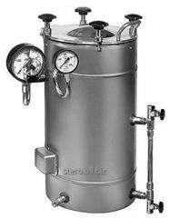 Autoclave, sterilizer of steam VK-30