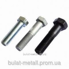 Bolt high-strength class of durability 10.9