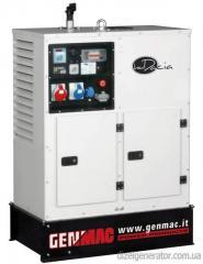 Дизельный генератор Genmac Living RG14000LSM
