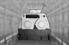 Roller briquetting press. 25M Model.