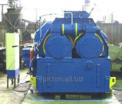 Roller briquetting press. 22M Model.