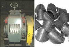 Прессовое оборудование для производства брикетов