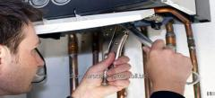 Water heater, Boiler (-70%) of consumption of