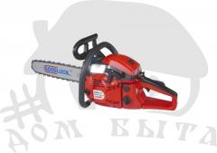 The GL 4500E chiansaw (with pumping 1 TIRE, 1
