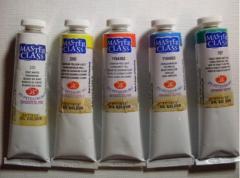 Художественная натуральная масляная краска