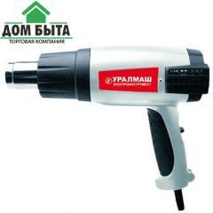 Hair dryer URALMASH of BT 2200 (case)