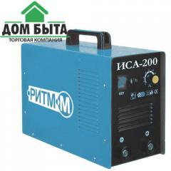 Invertor RHYTHM welding machine. ISA 200 M