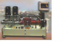 Hydraulic and circulating stations standard and