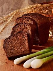 Bread scalded