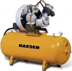 Installations are compressor piston