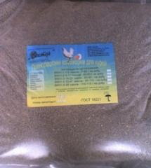 Комбикорма для птицы: молодняка яичных кур,