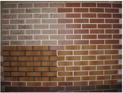 Изготовление фасадных утепляющих панелей с плиткой