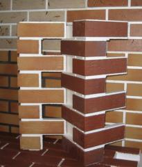 Панели фасадные утепляющие, угловые элементы