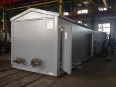 Установка подготовки топливного газа