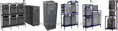 Disinfection of milk - Industrial Ozonogenerator -