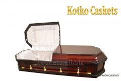 Coffin a sarcophagus