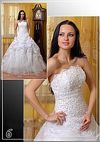 Wedding design dress