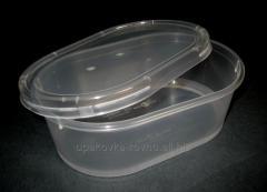 Контейнер пластиковый пищевой 1 литр