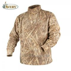 Sweater for hunting and fishing of Avery Outdoors Fleece Mock Turtleneck