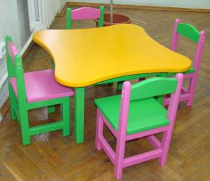 Новинка  Детский столик