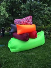 #LezhOK - an inflatable plank bed, an inflatable