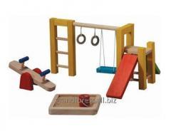Los mini-muebles 19, los muebles de juguetes para