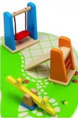 Мини–мебель 20, кукольная мебель из дерева