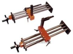 Accessories for sheet metal bending machines