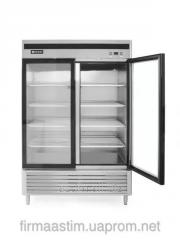 The freezing case of Kitchen Line glazed - 2-door