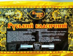 """Cheese product """"Russian classical"""