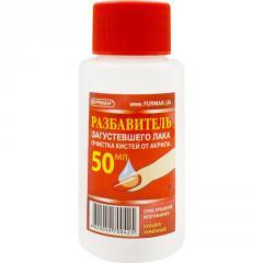 Thinner of nail varnish Fuhrman of 50 ml