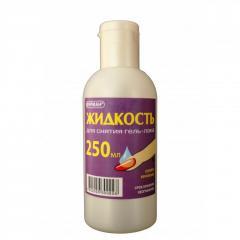 Liquid for removal gel varnish Fuhrman of 250 ml