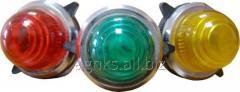 Арматура светосигнальная АСЛ-172зелена