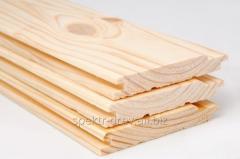 Lining pine