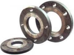 Flanges steel welded Ru-10 according to GOST