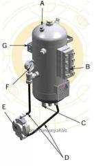 AES-15™ and AES-FV™ high-pressure apparatuses