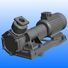 Pump BK 10/45, big range of pumps