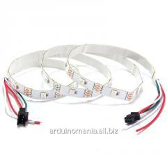 Управляемая светодиодная лента RGB на диодах