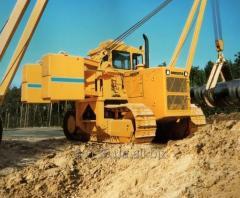 Staleva Volya pipe layer Dressta SB-85