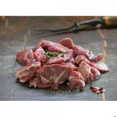 Cutlet meat of a boar
