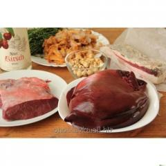 Liver of a boar