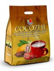 Cocoa from ganodermy DXN Cocozhi — hot chocolate!