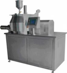 Highly effective automatic mixers granulators SHK