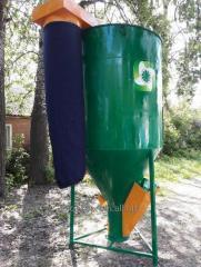 Смеситель комбикорма на 500 кг (Смеситель для сыпучих кормов)