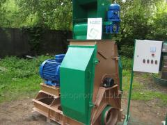 Hammer Crusher (shredder sawdust) EM 110
