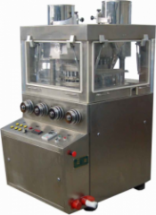 High-speed rotor tabletpressa for continuous