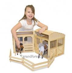 Maisonettes pour enfants