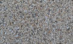 Крошка мраморная фр. 2,5-5 кремово-серая